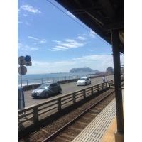 江ノ電「鎌倉高校前」駅から徒歩5分(駐車場あり)